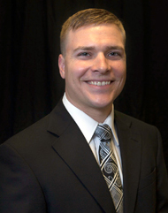 Jacob Parsons, Assistant Vice President/Ag and Commercial Lending